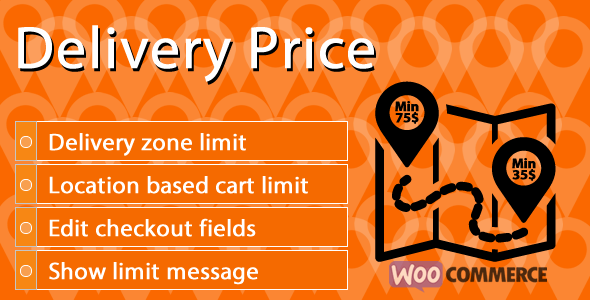 WooCommerce Delivery Price